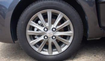 2012 (MY12) Toyota Vios 1.5 E A/T full